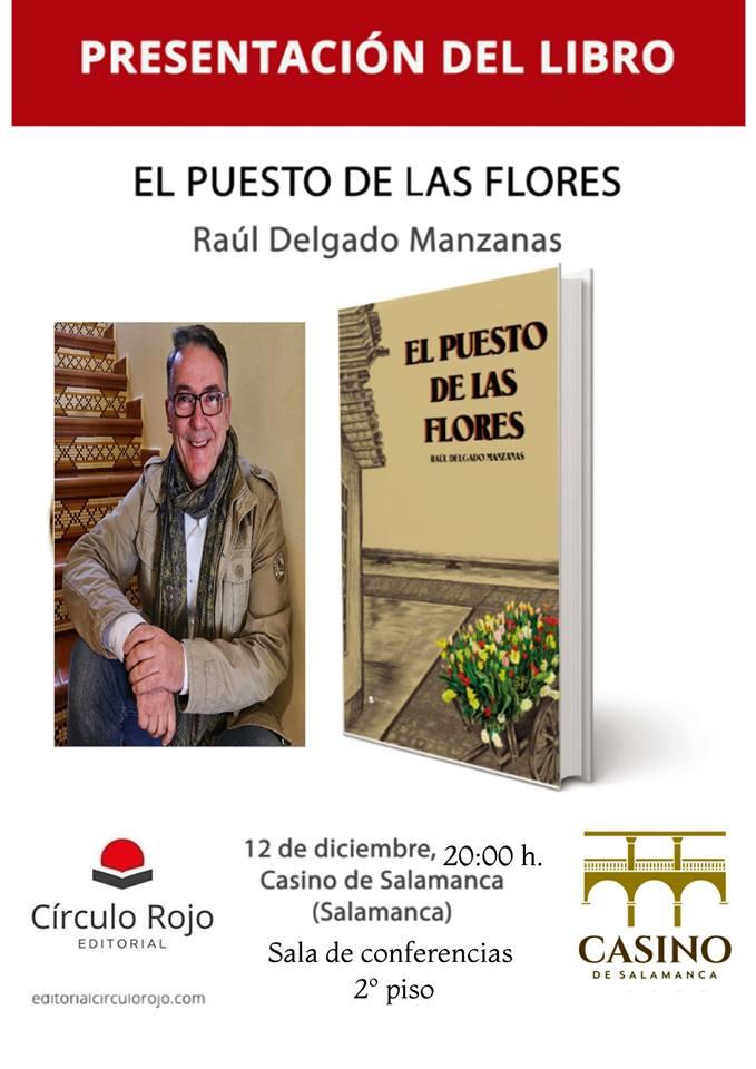 Casino de Salamanca El puesto de las flores Diciembre 2018
