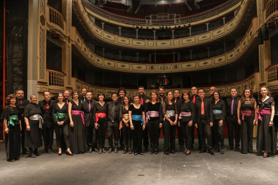 Teatro Liceo Coro Ars Nova Salamanca Diciembre 2018