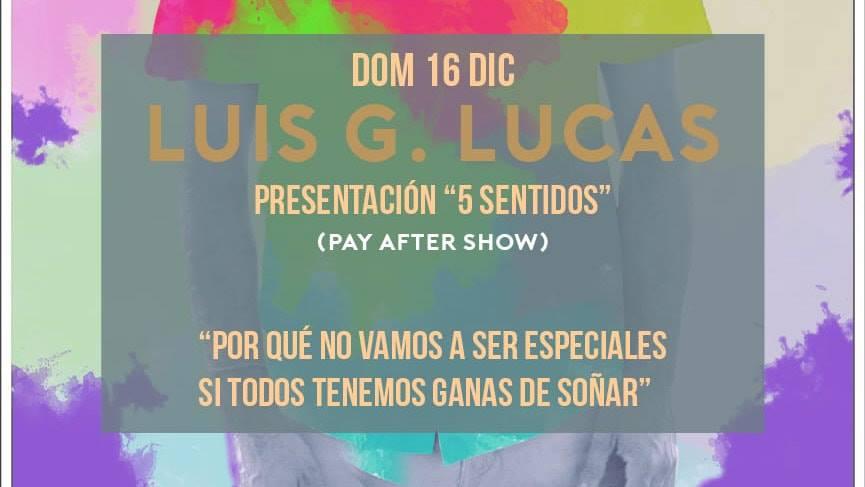 Centenera Luis G. Lucas Salamanca Diciembre 2018