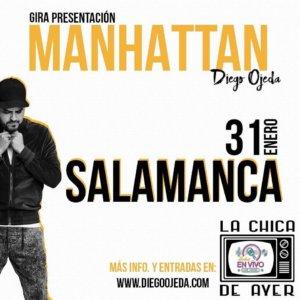 La Chica de Ayer Diego Ojeda Salamanca Enero 2019