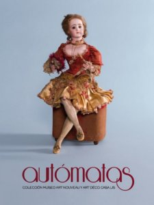 Museo de Art Nouveau y Art Déco Casa Lis Autómatas en Movimiento Salamanca