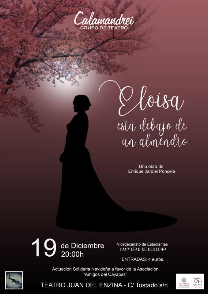 Aula Teatro Juan del Enzina Calamandrei Salamanca Diciembre 2018