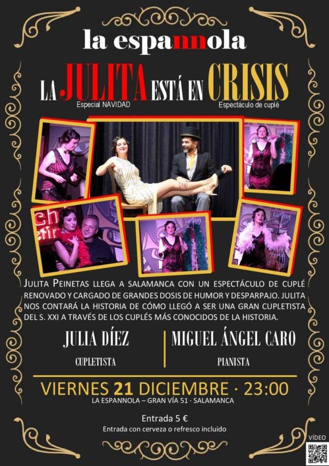 La Espannola La Julita está en crisis Salamanca Diciembre 2018