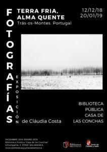 Casa de las Conchas Terra Fría, Alma Quente. Tras os Montes, Portugal Salamanca Diciembre 2018 enero 2019
