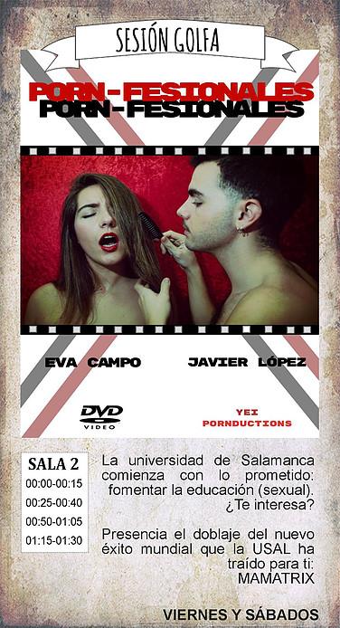 La Malhablada Porn-fesionales Sesión Golfa Salamanca Diciembre 2018