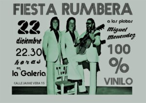 La Galería Fiesta Rumbera Salamanca Diciembre 2018