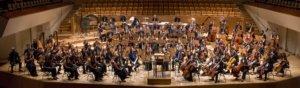 Palacio de Congresos y Exposiciones Joven Orquesta Nacional de España JONDE Salamanca Enero 2019