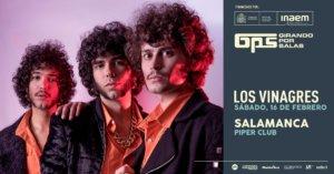 Piper Club Los Vinagres Salamanca Febrero 2019