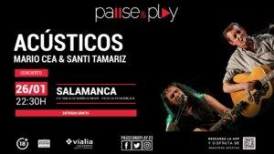 Centro Comercial Vialia Mario Cea & Santi Tamariz Salamanca Enero 2019