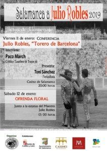 Salamanca a Julio Robles Enero 2019