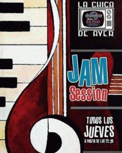 La Chica de Ayer Jam Session Salamanca 2019