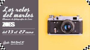 Le Garage MCC El reto de los martes Salamanca Enero 2019
