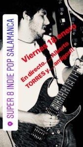 Super 8 Alberto Torres Salamanca Enero 2019