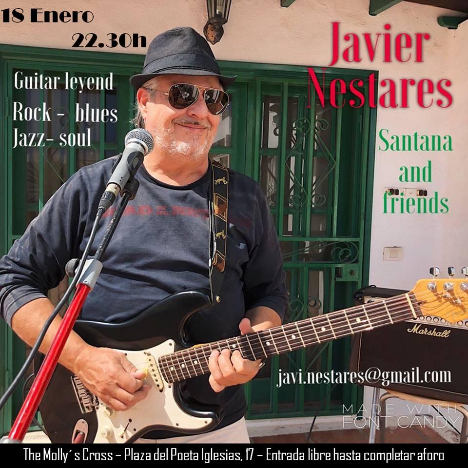 The Molly's Cross Javier Nestares Salamanca Enero 2019