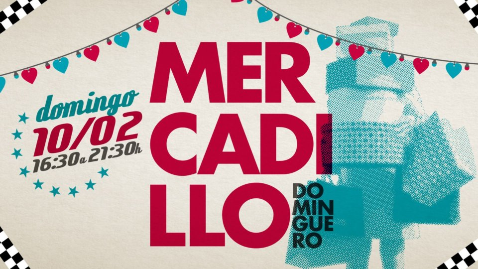 Le Garage MCC Mercadillo Dominguero Salamanca Febrero 2019