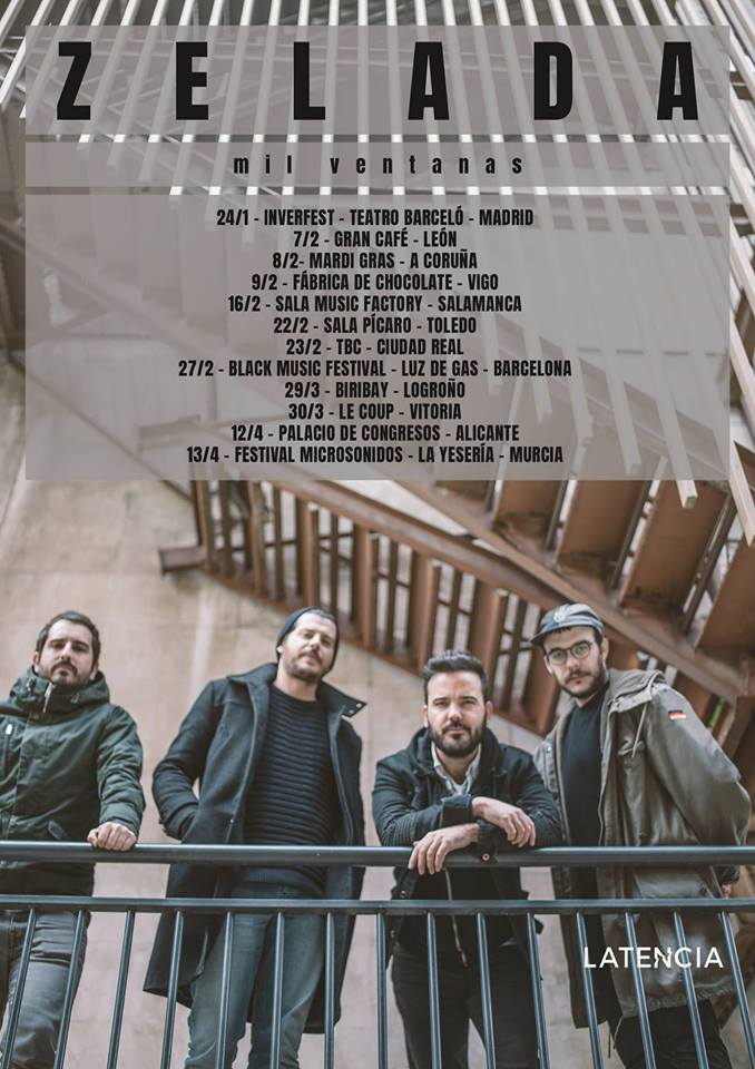 Music Factory Zelada Salamanca Febrero 2019