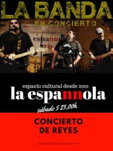 La Espannola La Banda Salamanca Enero 2019