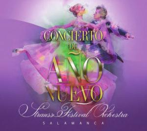 Centro de las Artes Escénicas y de la Música CAEM Concierto de Año Nuevo Salamanca Enero 2019
