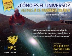 Universidad para la Mente y el Corazón ¿Cómo es el Universo? Salamanca Febrero 2019