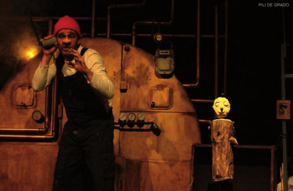 Teatro Liceo Soñando a Pinocho Salamanca Enero 2019