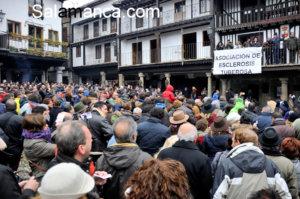 La Alberca Marrano de San Antón Enero