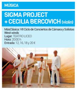 Teatro Liceo Sigma Project + Cecilia Bercovich Salamanca Enero 2019