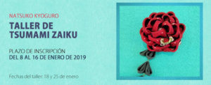 CCHJ Taller de Tsumami Zaiku Salamanca Enero 2019