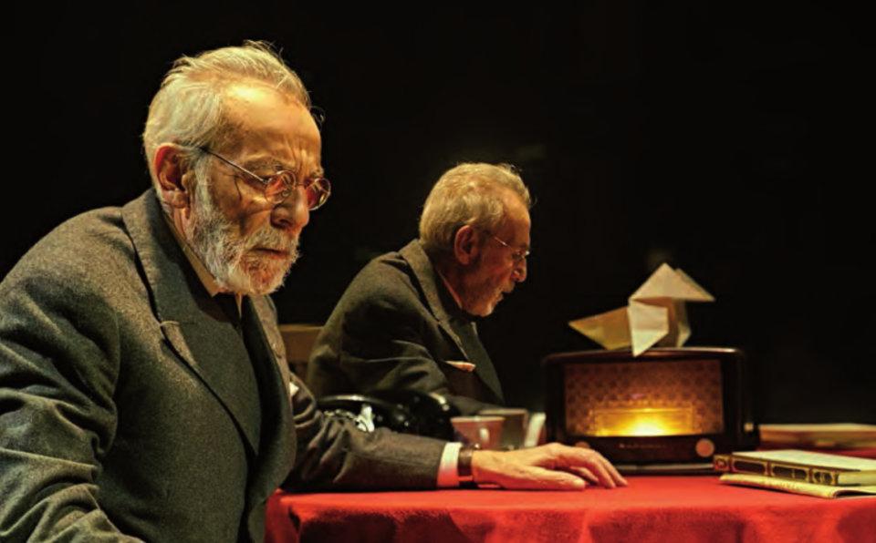 Teatro Liceo Unamuno: Venceréis pero no convenceréis Salamanca Enero 2019