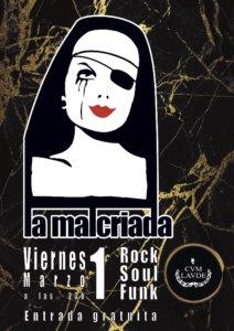 Cum Laude La Malcriada Salamanca Marzo 2019