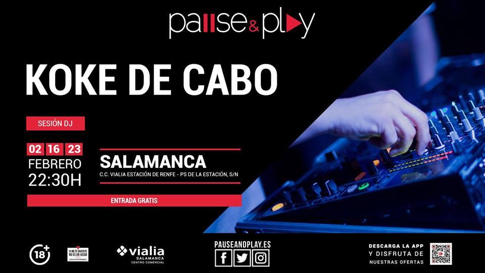 Centro Comercial Vialia Koke de Cabo Salamanca Febrero 2019