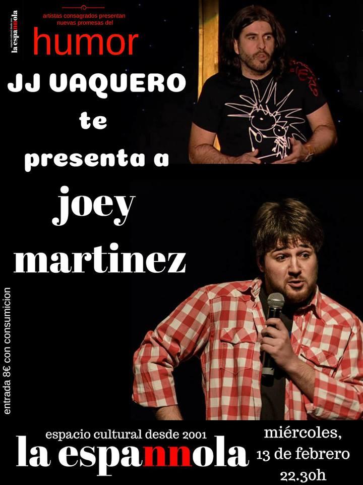 La Espannola Joey Martínez Salamanca Febrero 2019