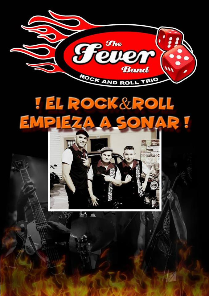 The Molly's Cross The Fever Band Salamanca Febrero 2019