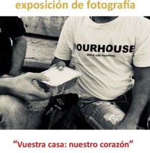 El Alcaraván Vuestra casa: nuestro corazón Salamanca Febrero marzo 2019