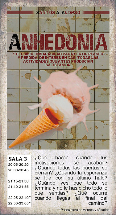 La Malhablada Anhedonia Salamanca Febrero 2019