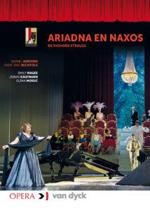 Cines Van Dyck Ariadna en Naxos Salamanca Febrero 2019