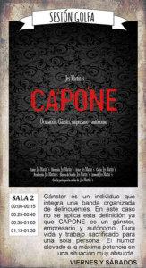 La Malhablada Capone Sesión Golfa Salamanca Febrero 2019