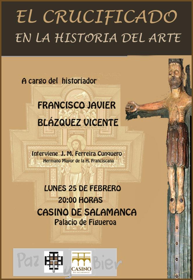 Casino de Salamanca Francisco Javier Blázquez Vicente Febrero 2019