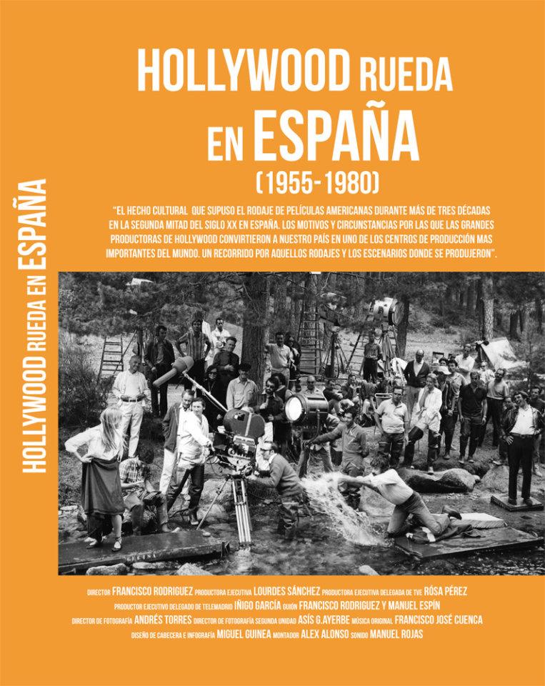 Filmoteca de Castilla y León Hollywood rueda en España (1955-1980) Salamanca Febrero 2019