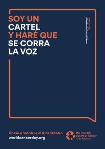 Salamanca Día Mundial Contra el Cáncer Febrero 2019