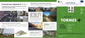 Centro Municipal Integrado Tejares Edusi Tormes+ Salamanca Febrero marzo 2019