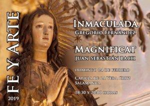 Capilla de la Vera Cruz Fe y Arte Salamanca Febrero 2019