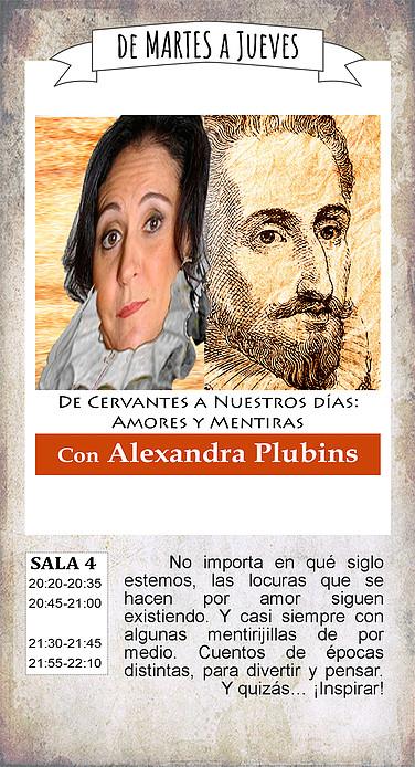 La Malhablada De Cervantes a nuestros días: Amores y mentiras Salamanca Febrero 2019