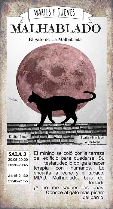 La Malhablada Malhablado Salamanca Febrero 2019