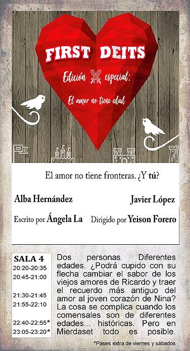 La Malhablada First deist Salamanca Febrero 2019