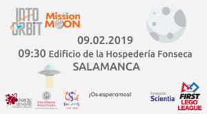 Hospedería Fonseca III Torneo First Lego League Salamanca Febrero 2019