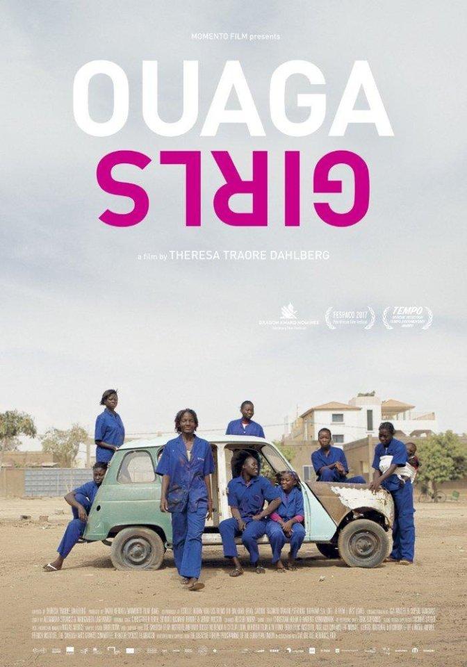 Aula Teatro Juan del Enzina Ouaga girls Salamanca Febrero 2019