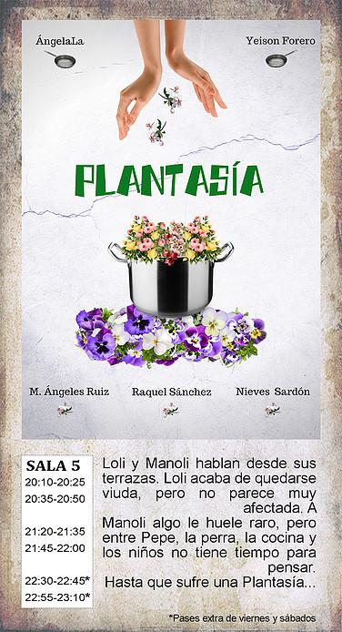 La Malhablada Plantasía Salamanca Febrero 2019
