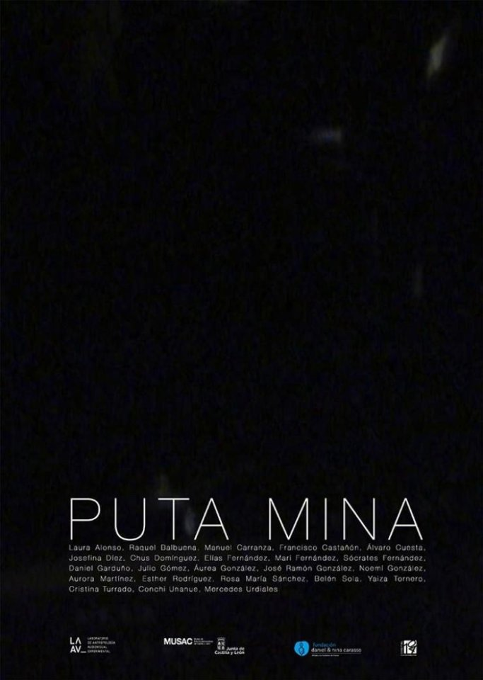 Filmoteca de Castilla y León Puta Mina Salamanca Febrero 2019