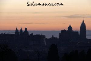 Plaza Mayor Paseos por Salamanca Marzo