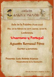 Teatro Liceo Unamuno y Portugal Salamanca Febrero 2019
